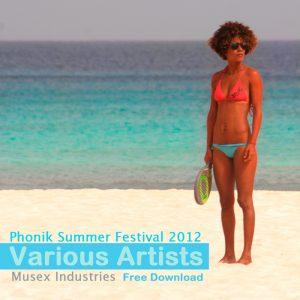Phonik Summer Festival 2012 Free Download