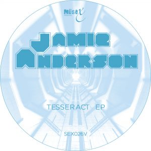 Jamie Anderson – Tesseract Ep 12″