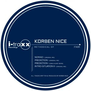 Korben Nice – Methodical Ep